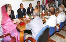 Govt patronising Shahbagh demonstration: BNP