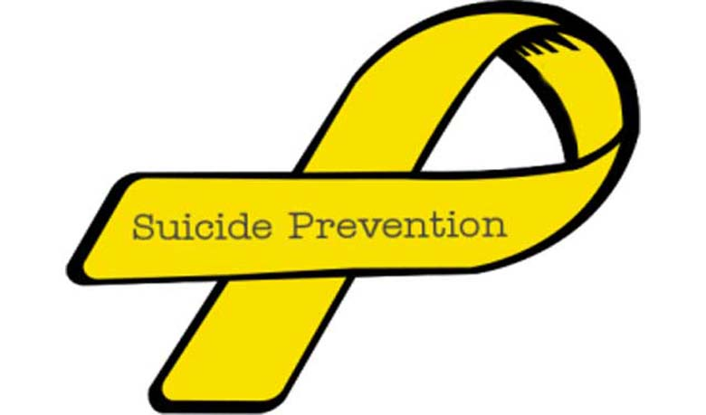800,000 deaths caused by suicide every year globally