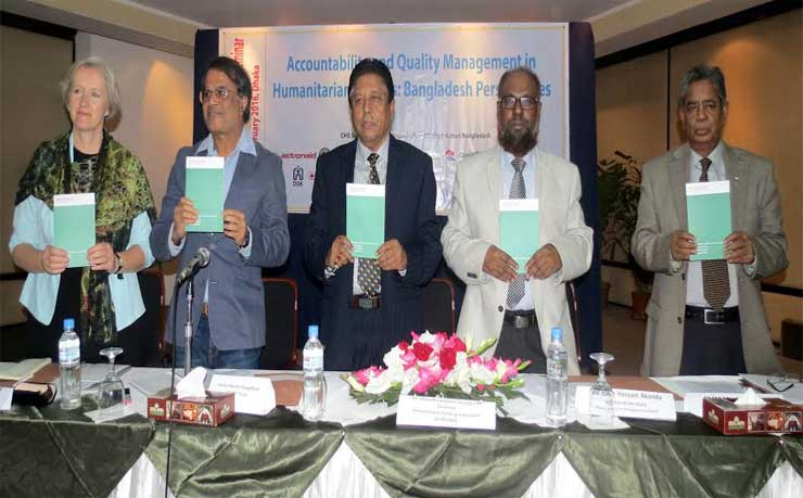 NGOs committed to ensuring accountability