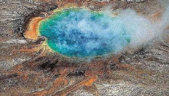 NASA's plan to save humanity from Yellowstone supervolcano