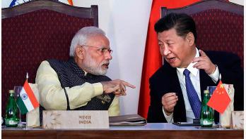 ভারতকে প্রধান প্রতিদ্বন্দ্বী ভাবছে চীন : মার্কিন বিশেষজ্ঞ