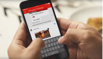 YouTube adds an in-app messaging feature