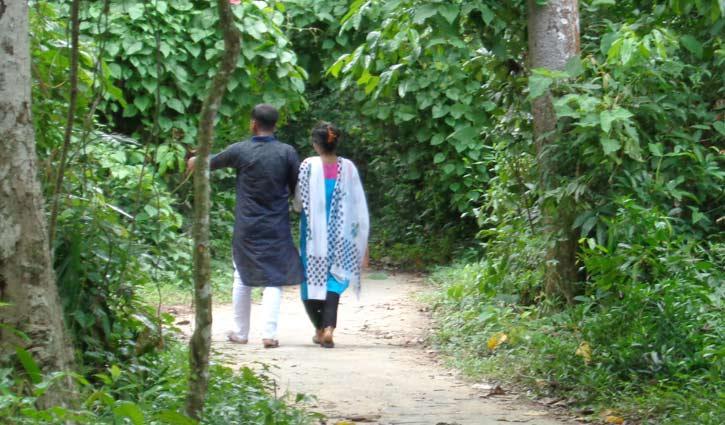 ঈদ পর্যটকের অপেক্ষায় সাতছড়ি ও রেমা-কালেঙ্গা