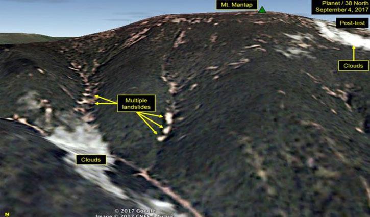 উত্তর কোরিয়া পারমাণবিক স্থাপনার উন্নয়ন কাজ চালিয়ে যাচ্ছে