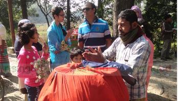 জাবি ক্যাম্পাসের কুলফির শীত-গ্রীষ্ম নাই