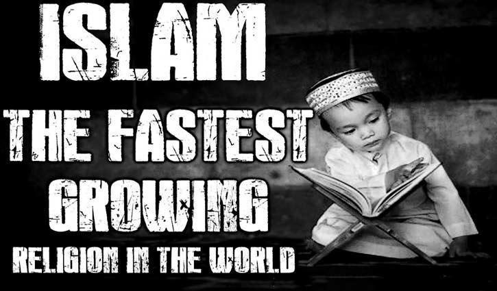 ২০৭০ সাল নাগাদ ইসলাম হবে বৃহত্তম ধর্ম