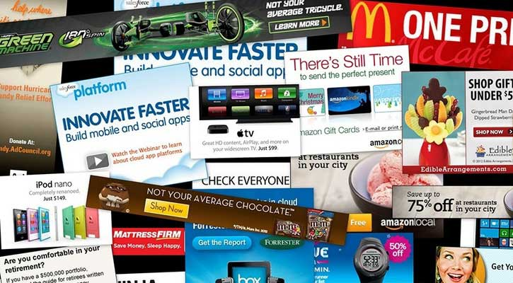 Online advertisers for discontinuing annoying ads