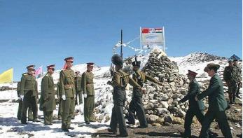 ভারতীয় সেনাদের বাঙ্কার গুঁড়িয়েছে চীনা সেনারা