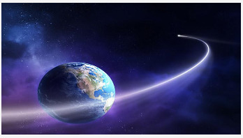 Astronomers spot first ever alien comet