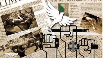 গণমাধ্যম কর্মী আইন: সাধুবাদের সঙ্গে অভিনন্দনও প্রাপ্য
