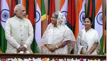 ভারত-বাংলাদেশের স্বার্থ অভিন্ন : মোদি