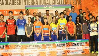আন্তর্জাতিক চ্যালেঞ্জ ব্যাডমিন্টনে টেক ও এনগুইয়েন চ্যাম্পিয়ন