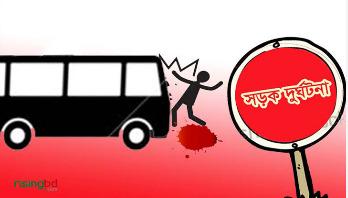 তেজগাঁওয়ে মাইক্রোবাসচাপায় শ্রমিক নিহত