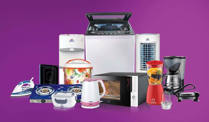 Walton exports home appliances to Uganda