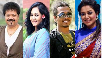দুই প্রজন্মের শিল্পীরা গাইলেন 'শেখ হাসিনা ও বাংলাদেশ'