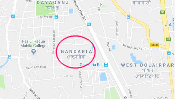 গেন্ডারিয়া থানার ৩ পুলিশ গুলিবিদ্ধ