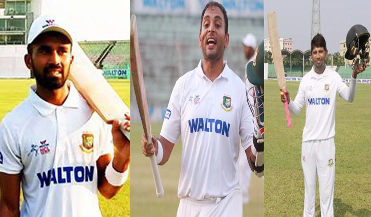 জাতীয় ক্রিকেট লিগে সেরা ৫ ব্যাটসম্যান