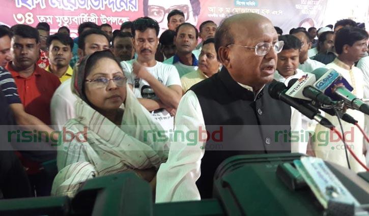 'কে মনোনয়ন পাবে, তা শুধু শেখ হাসিনা জানে'