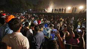 ভারতে ট্রেন চাপায় ৫০ জন নিহত