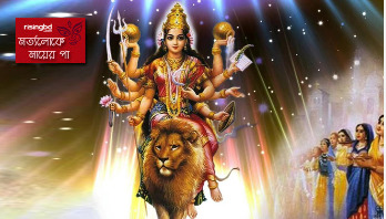 বিভিন্ন সভ্যতার সিংহবাহিনী দেবী || অদিতি ফাল্গুনী