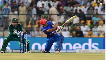 পাকিস্তানকে ২৫৮ রানের লক্ষ্য দিল আফগানিস্তান