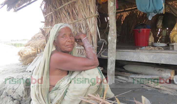 'বাঘ বিধবা' নারীর নোনাকষ্ট