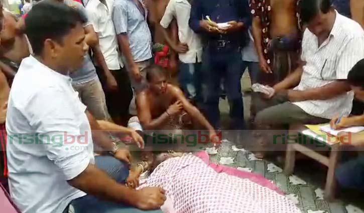 গোপালগঞ্জে বৃদ্ধাকে শ্বাসরোধ করে হত্যা