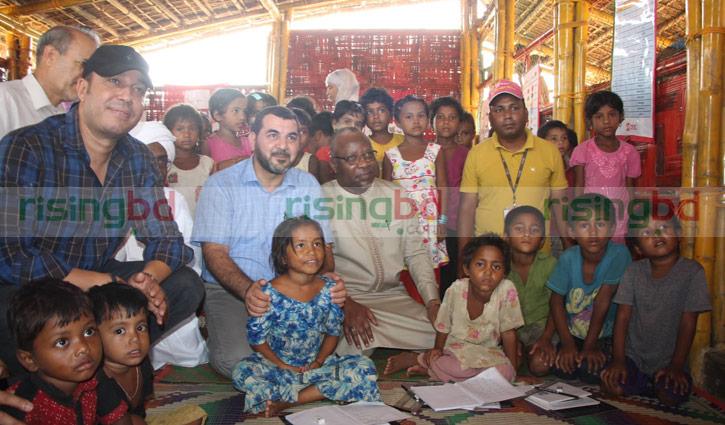 'রোহিঙ্গা প্রত্যাবাসনে জোরালো ভূমিকা রাখবে ওআইসি'
