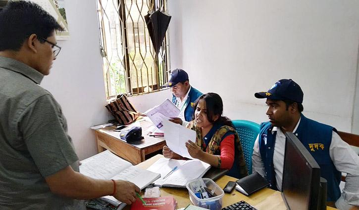 দুর্নীতি উদঘাটন, ডিএসসিসির সুপারভাইজার বরখাস্ত