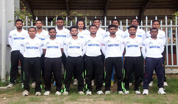 কঠোর অনুশীলনে বাংলাদেশ বধির ক্রিকেট দল