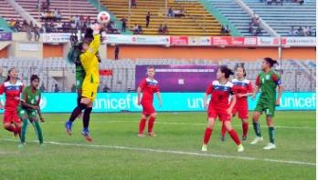 Bangladesh step into semis as group champion beating Kyrgyzstan