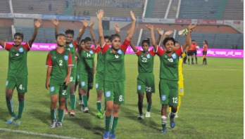 Bangladesh, Laos declared joint champions