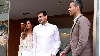 World Cup-winning goalkeeper Casillas discharged from hospital