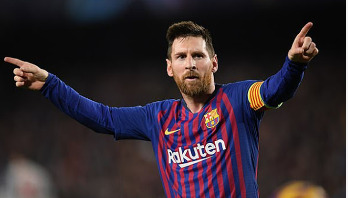 'Messi will never leave Barca'