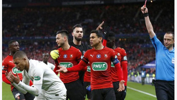 Mbappe banned for 3 matches