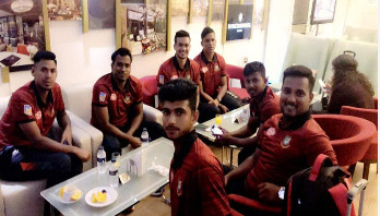 Tigers leave for World Cup mission