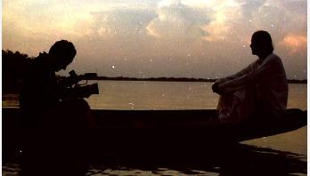 টাঙ্গুয়ার হাওড়ে হাছন বিলাস    শাকুর মজিদ