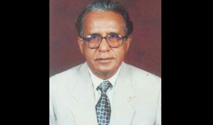 প্রাক্তন মন্ত্রী ব্যারিস্টার আমিনুল হকের ইন্তেকাল