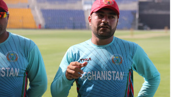 Afghanistan cricket team reach Chattogram