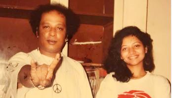 শান্তিতে বিশ্রাম নিন বাচ্চু ভাই: আঁখি আলমগীর