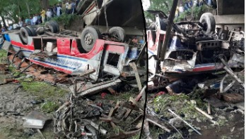 Separate road mishaps kill 11 in Faridpur