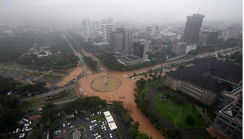 Jakarta can be submerged by 2050