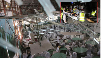 63 killed in Kabul wedding blast