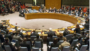 UN Security Council concludes closed-door meeting on Kashmir