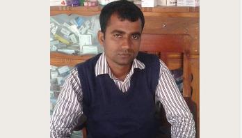 Medical assistant dies from dengue in Madaripur