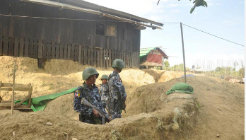 15 killed as Myanmar insurgents attack army college