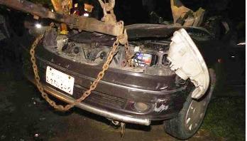 Four killed in Narsingdi road crash