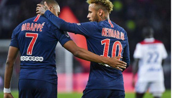 PSG can't be same without Neymar, says Mbappe