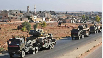 'Three killed' in Syrian strike on Turkish convoy