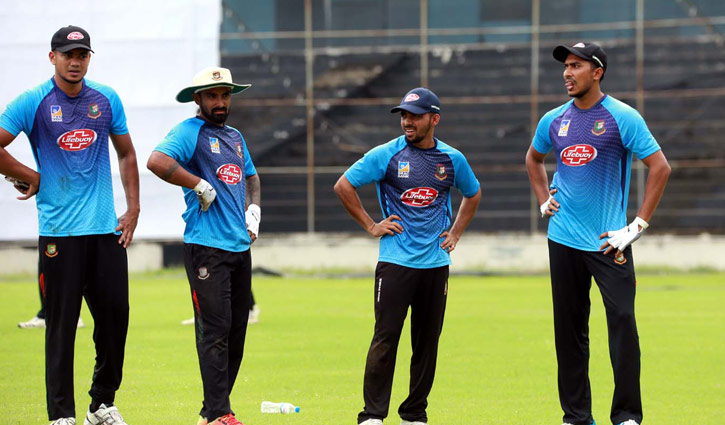 Taskin returns to Tigers Test squad